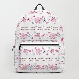 Babylon-stripe Backpack