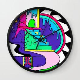 The Portal Wall Clock