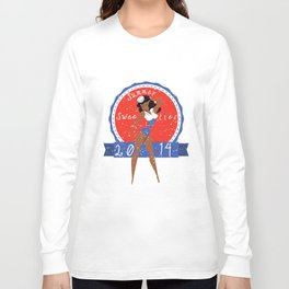 Summer Sweeties: 4th of July Long Sleeve T-shirt