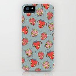 Wild Strawberries - Sweet iPhone Case