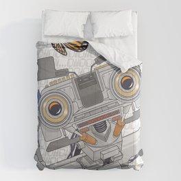 Johnny 5 is Alive! Comforters