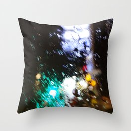Rainy DayZ 35 Throw Pillow