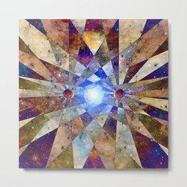 Space Odyssey - Quark Metal Print