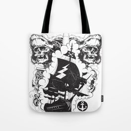 The pirate rule Tote Bag