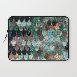 SUMMER MERMAID SEAWEED MIX by Monika Strigel Laptop Sleeve