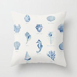 Sea Series Throw Pillow