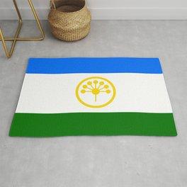flag of Bashkortostan Rug