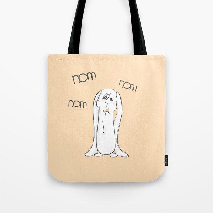 Nom, nom, nom Tote Bag