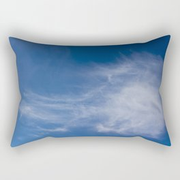 Fleeting Cloud Rectangular Pillow