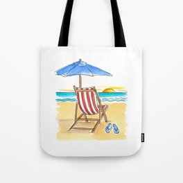 Life's a Beach! Tote Bag