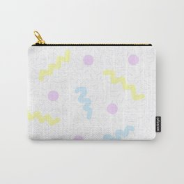 Lucy scribbles Carry-All Pouch