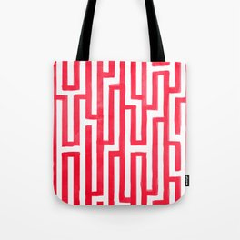 Enter the labyrinth Tote Bag