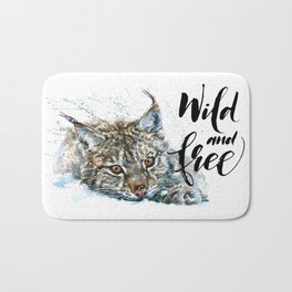 Lynx Wild and Free Bath Mat