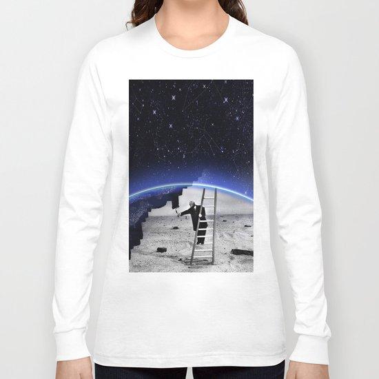 Peindre le ciel Long Sleeve T-shirt