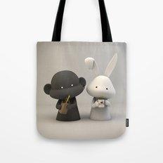 Coffee & Chocolate Milk Tote Bag