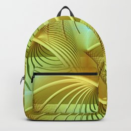 tunnel pattern -2- Backpack