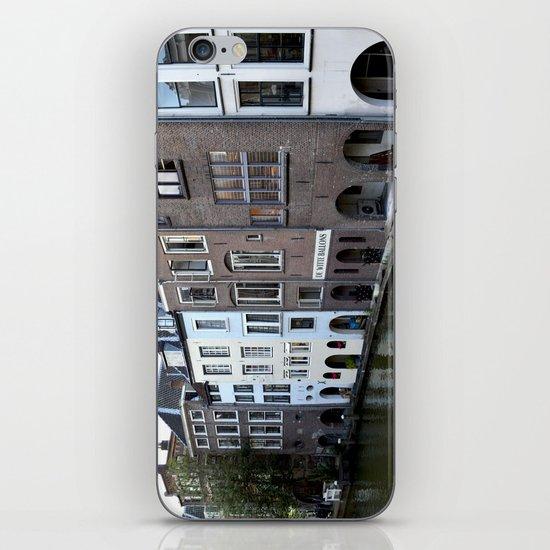 Water and bricks iPhone & iPod Skin