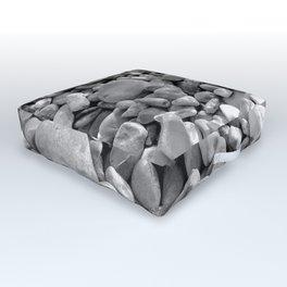 Wisdom of Rocks 1 Outdoor Floor Cushion