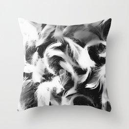 Fallen Feathers #2 Throw Pillow