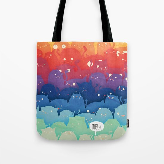 Cats Galore!  Tote Bag