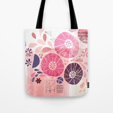 I Am Going To Daydream Today Tote Bag