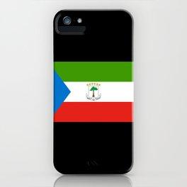 Gq Flag iPhone Case
