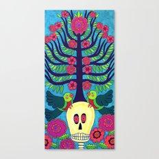 Arbol de Muerte Canvas Print