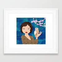 friendship Framed Art Prints featuring Friendship by MyimagesArt