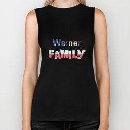 Warner Family Biker Tank