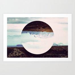 Desertas Art Print