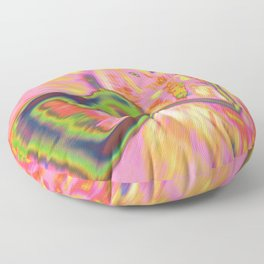 Love tango Floor Pillow