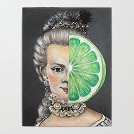 Limeade Marie Antoinette Poster