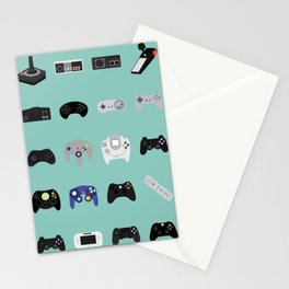Console Evolution Stationery Cards