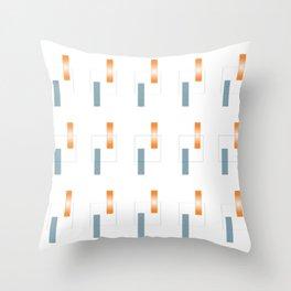 Semi Conductor Throw Pillow