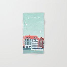 Copenhagen Hand & Bath Towel