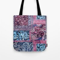 ethnic Tote Bags featuring Ethnic by RIZA PEKER