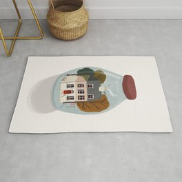 A perfect life Rug