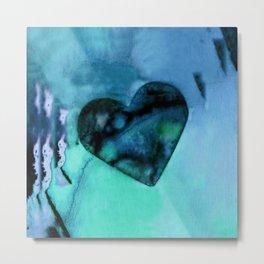 Heart Dreams 2I by Kathy Morton Stanion Metal Print