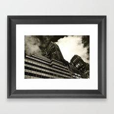 Gotham3 Framed Art Print