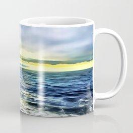 Durdle Door (Painting)  Coffee Mug