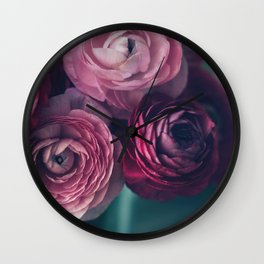 Yours Truly Wall Clock