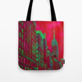 New York by Lika Ramati Tote Bag