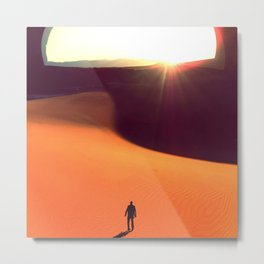 New Dawn Metal Print