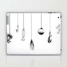 Fishing Lures Laptop & iPad Skin