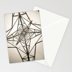 Electricity Stationery Cards