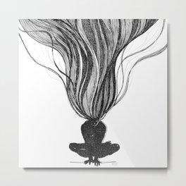 Tolasana Metal Print