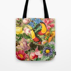Toucans Tote Bag