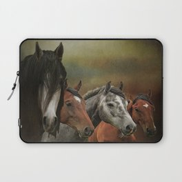 Wild & Free Back In the Day Laptop Sleeve