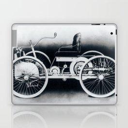 Ford quadricycle Laptop & iPad Skin