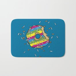 Donut tripping Bath Mat